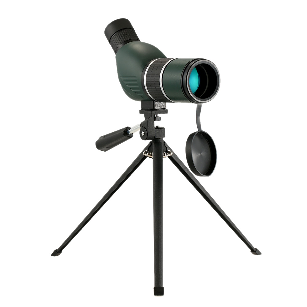Professional Bird Watching Scope Monocular Telescope Straight Angled Spotting Scope Landscape Camping Travel with Tripod NEW