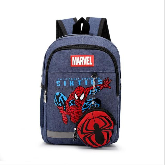Cartoon School Backpack Bags and Wallets Unisex color: Photo color|photo color|photo color|photo color|photo color|photo color|photo color|photo color|photo color