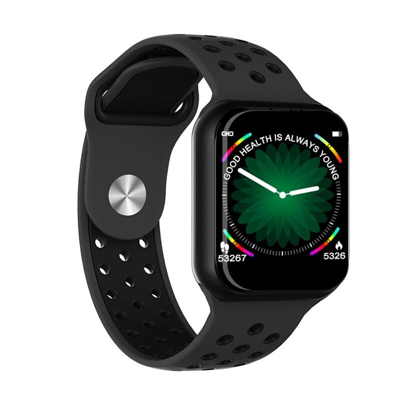 F8 Smartwatch IP67 Waterproof Heart Rate Blood Pressure Women Men Sport Smart Watch S226 Smart Bracelet For Android Long Standby