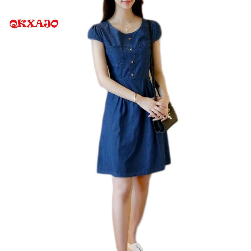Джинсовые платья онлайн