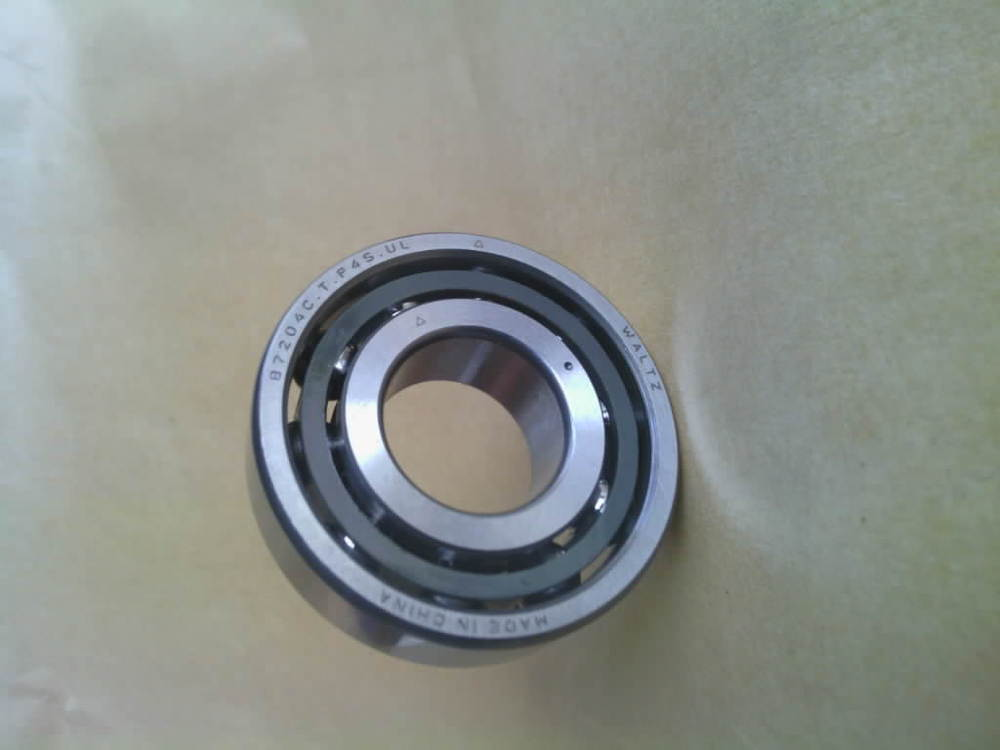 20mm Spindle Angular Contact Ball Bearings 7204C P5 20x47x14 7204AC 7204 ABEC-5 1pcs 71901 71901cd p4 7901 12x24x6 mochu thin walled miniature angular contact bearings speed spindle bearings cnc abec 7