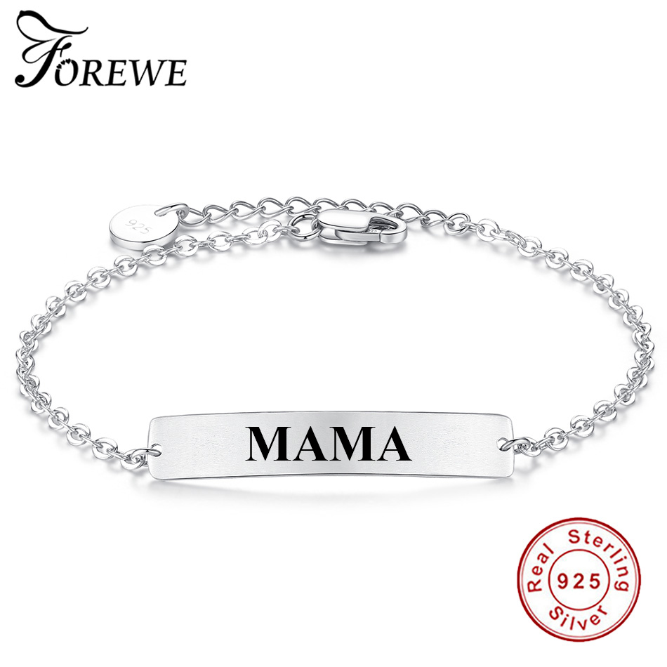 Customize Name Bracelet 925...