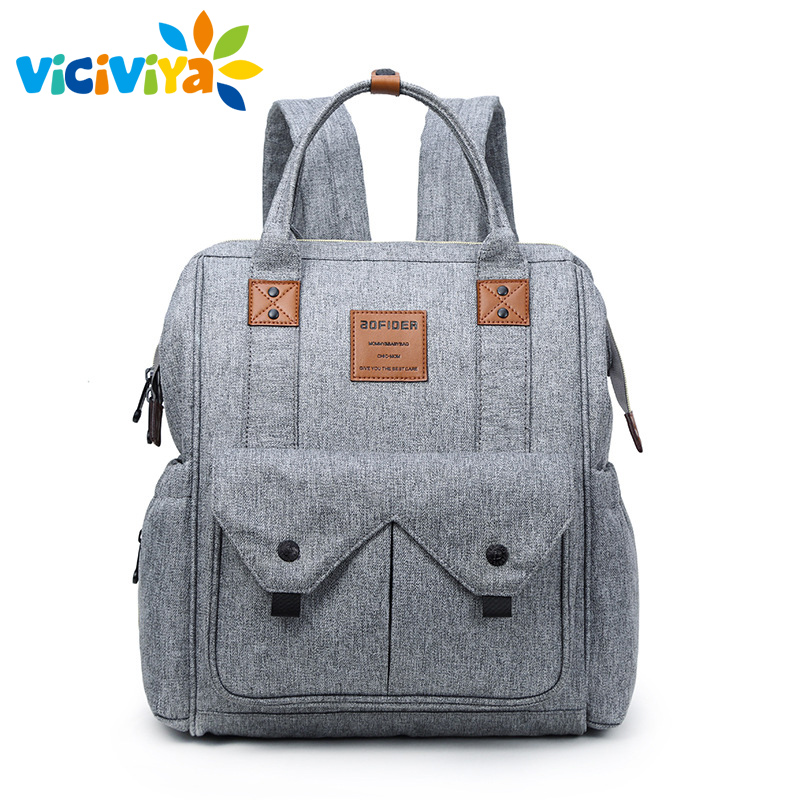 VICIVIYA Diaper Bag Mummy Maternity Nappy Bags For Baby Stroller Bag Large Capacity Travel Backpack Nursing Bag For Baby Care # fashion baby bag multifunction mummy bag for stroller large capacity baby diaper bags nappy bags baby diaper backpack
