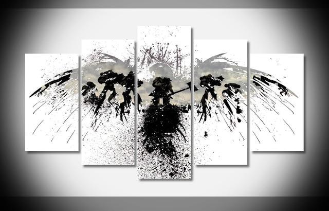 7199 warhammer 40k Poster wood Framed Gallery wrap art print home ...