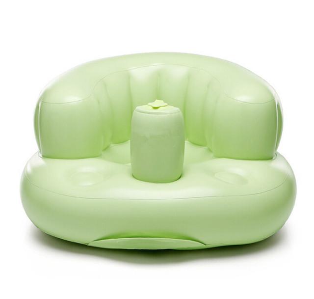 BBZY001 bebê sofá insuflação de ar, cadeira de bebé multifuncional criança cadeira de jantar/cadeiras de lavagem cadeira bumbo