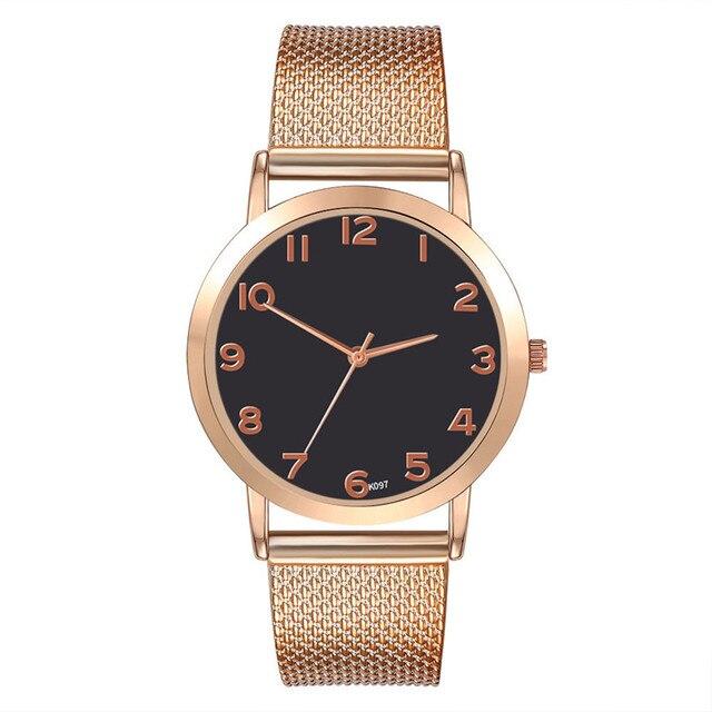 c3abebaa5 Relojes de pulsera de cuarzo casuales de moda reloj deportivo para mujer  reloj de cuarzo relojes