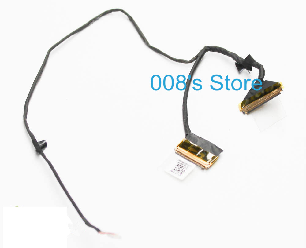 Brand New LCD Video Flex Screen Data Cable Wire Line For Lenovo yoga 2 11 DC02C004P00 Laptop Series free shipping brand laptop new lcd flex video cable for lenovo g500s g505s cable dc02001rr10