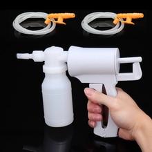 Хо использовать удерживающий аспиратор от мокроты 150 мл Ручной портативный всасывающий насос Phlegm рука Помощь пациента ребенка пожилого возраста использования