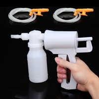Household Aspirador de Escarro 150 ML Manual de Mão Bomba de Sucção Portátil Catarro de Ajudar O Paciente Do Bebê Uso Idosos