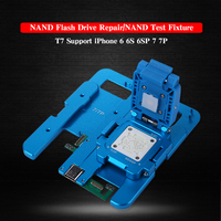 JC T7 NAND Hard Disk Test Fixture Motherboard Repair Test Fixture Tool With JC C1 Smart Repair Cable For iPhone 6S/6SP/7G/7P