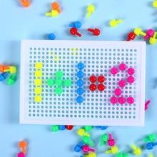 96 шт./лот, блоки, сделай сам, для упражнений, для детей, для обучения, во время игры, игрушки для детей, детская игра-головоломка, фигурные игрушки