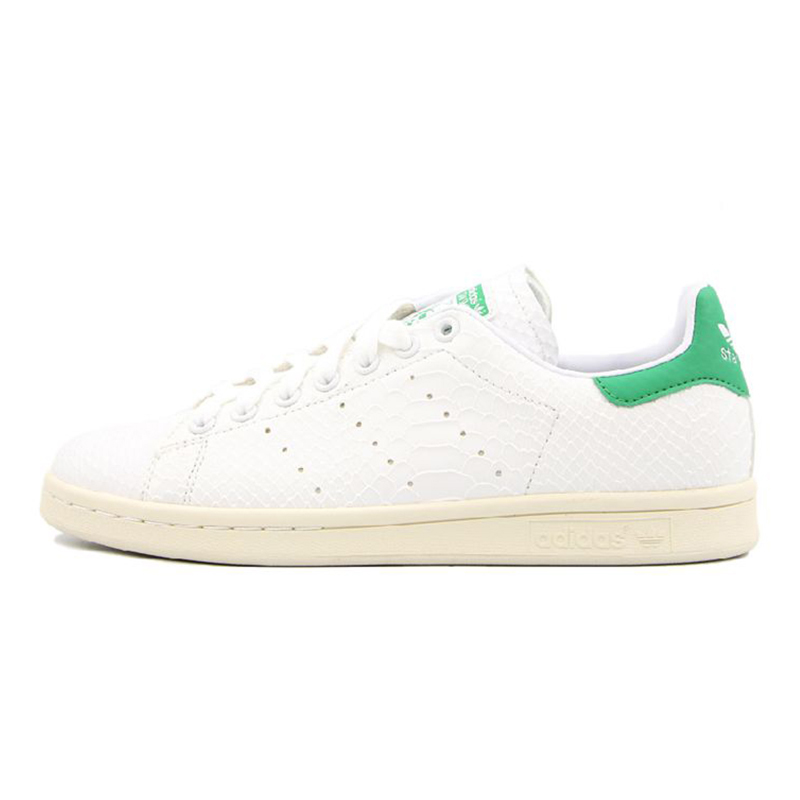 huge discount 3dc49 55fad Adidas Stan Smith Mens and Womens Walking Shoes , White, Breathable  Wear-resistant Balanced Support M20324