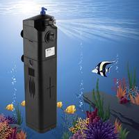 Adjustable Pump Filter 8w for 800L/h to 285L Aquarium Fish pools Aquarium Filter Pump JUP 22 UVC 9w Sterilizer