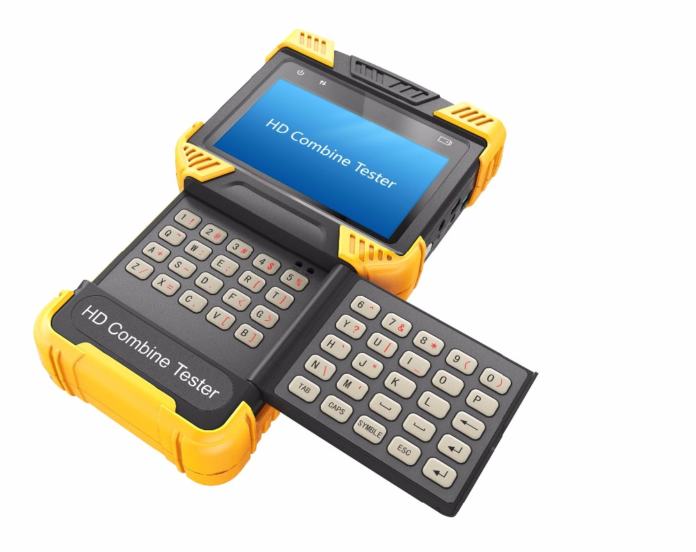 Hd Combined Tester, CVI IP Camera Tester, Multifunction 3-in-1 Tester, CCTV HD Combine Tester