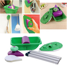 9pcs sponge Point And Paint Roller and Tray Set Household Painting Brush Decorative Tool Home Painting Brush Wall Decor Tool cheap alloet ABS + Sponge 22 X 12 5 X 5 cm 8 66 X 4 92 X 1 97 13 X 8 X 8 cm 5 12 X 3 15 X 3 15 24 5 X 15 5 X 15 5 cm 9 65 X 6 1 X 6 1