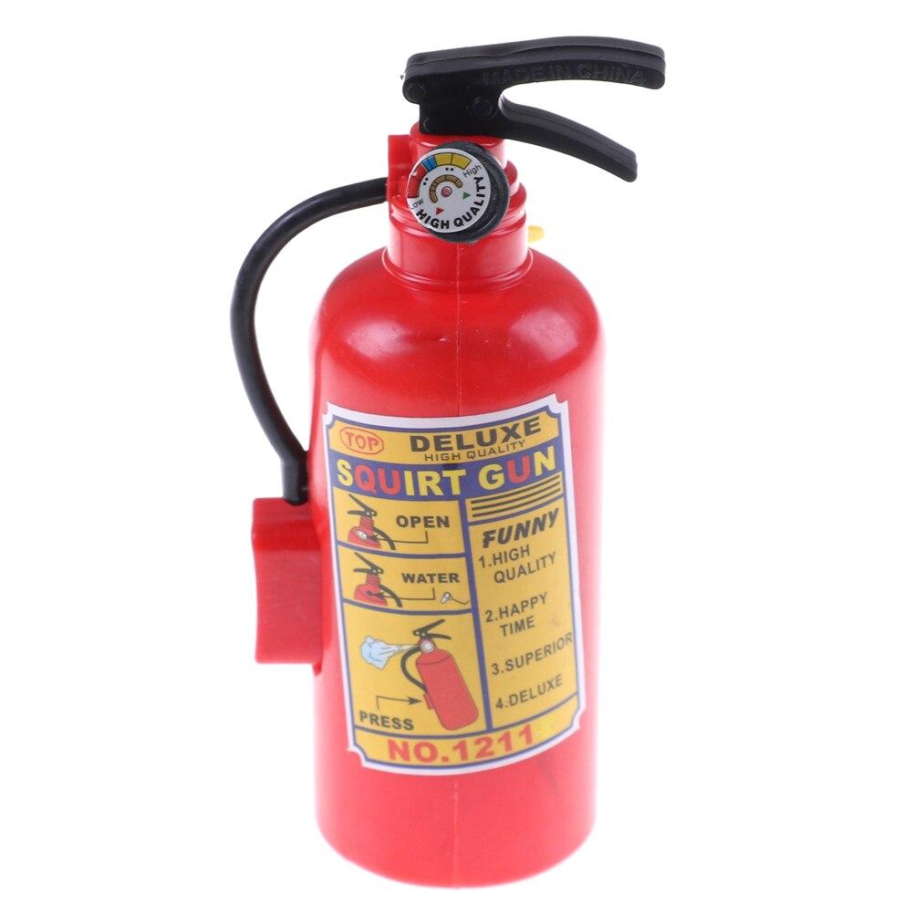 Novedad 1 unids pistola de agua mini Extintores spray estilo pro ...