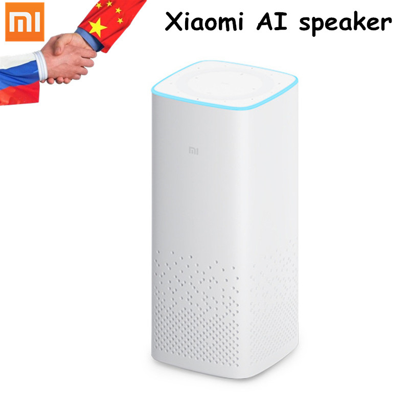 Original Xiaomi AI Bluetooth Speaker Wifi Voice Remote Control Music Player For Android Iphone Xiaoai App