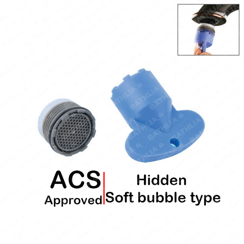 Аэратор для смесителя, фильтр с носиком, Водосберегающие скрытые аэраторы для общественный кран