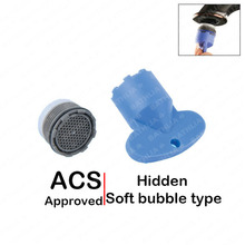 Faucet Aerator filter spout  water saving hidden aerators for public faucet
