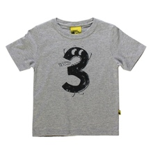 New Arrival Summer Kids Number Letter Boys Print T-shirt T-shirts Baby Boy Casual Funny Birthday Tops Kids Boys T-shirt