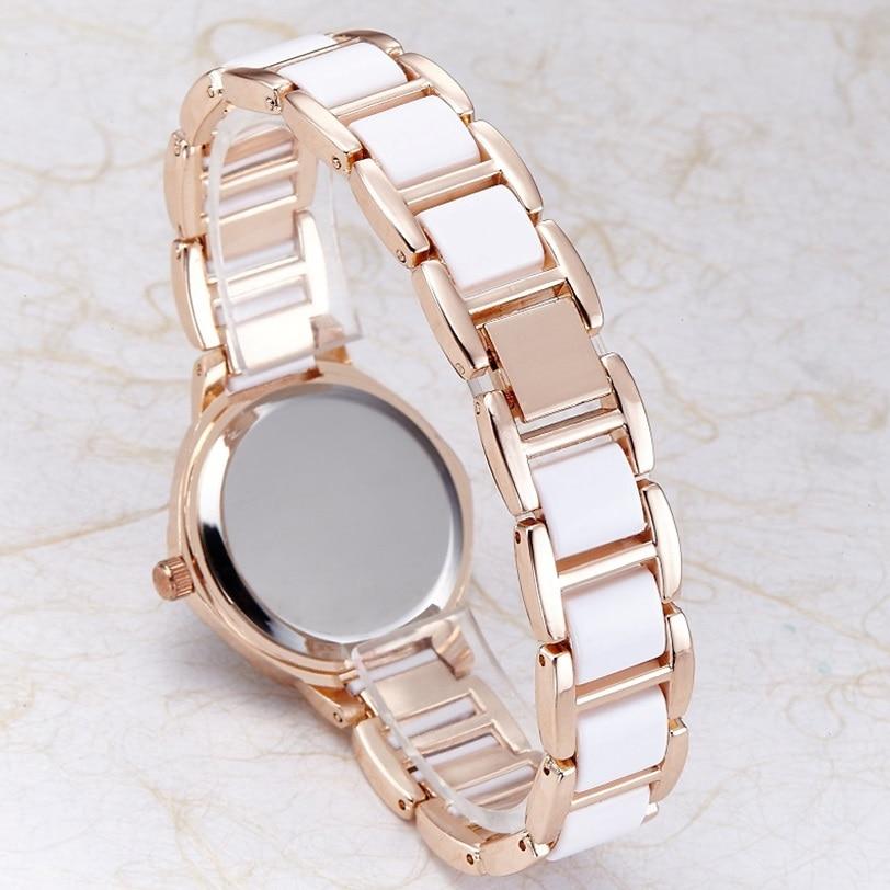 SBAO Merk Dames Dames quartz horloge Keramische armband - Dameshorloges - Foto 4