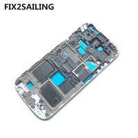Housing Case With All Small Parts Middle Frame Plate Middle Frame Chassis Housing For Samsung Galaxy