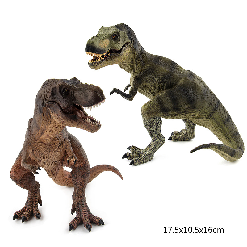 2 colors Dinosaur doll toys Action figures Simulation