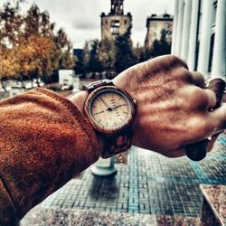 BOBO BIRD Wood Watch Men relogio masculino Week and Date Display Timepieces Casual Wooden Clock Boyfriend Best Gift V-O26