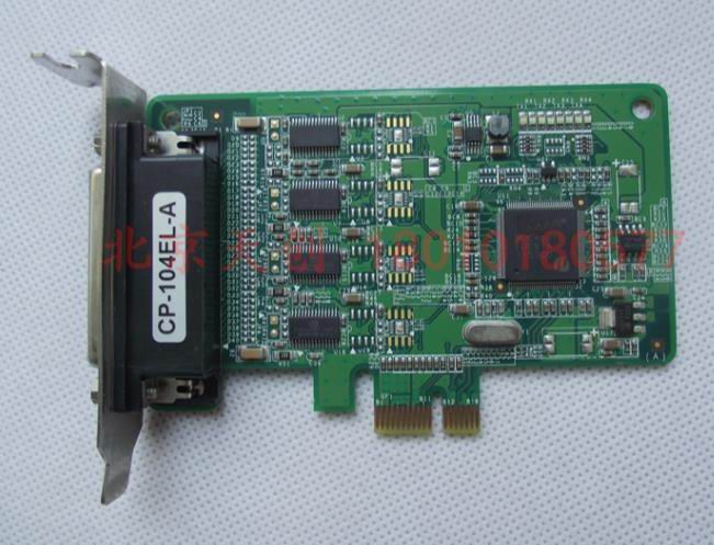 1 year warranty  New original  has passed the test   CP-104EL-A 4 serial RS-232 2U baffle multi-serial card1 year warranty  New original  has passed the test   CP-104EL-A 4 serial RS-232 2U baffle multi-serial card