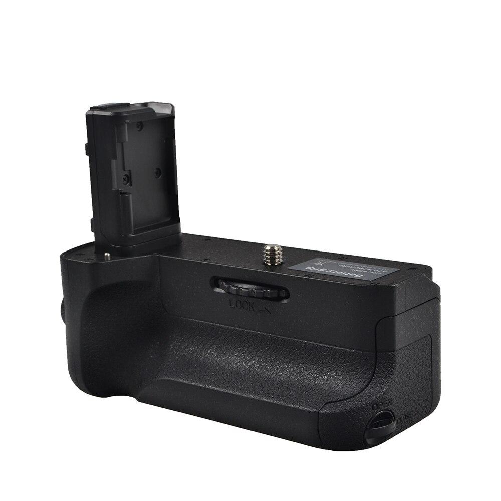 Camera Vertical Battery Grip Holder for Sony Alpha A7II A7RII A7M2 as VG-C2EM цена и фото
