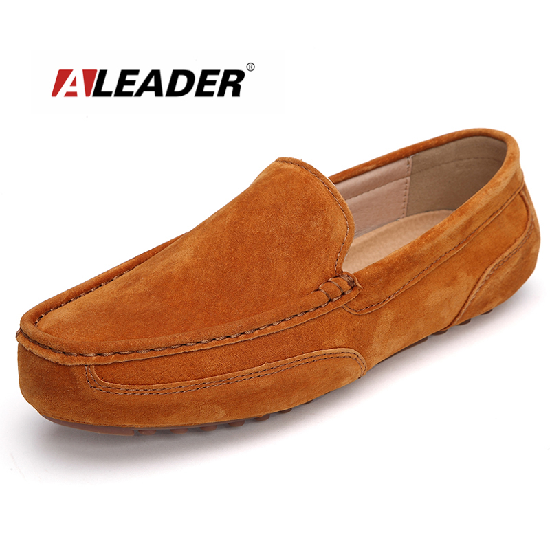 Casual Men Leather Shoes 2017 Geuine Leather Fashion Loafers for Men Comfortable Mens Slip On Flats Male Moccasins Driving Shoes 2017 autumn fashion men pu shoes slip on black shoes casual loafers mens moccasins soft shoes male walking flats pu footwear