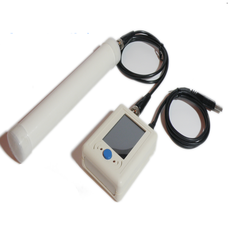 Digital Geiger Counter Nuclear Radiation Detector Radioactive Particles Detector + Nokia Mini USB Cable + BNC Cable + GM Tube
