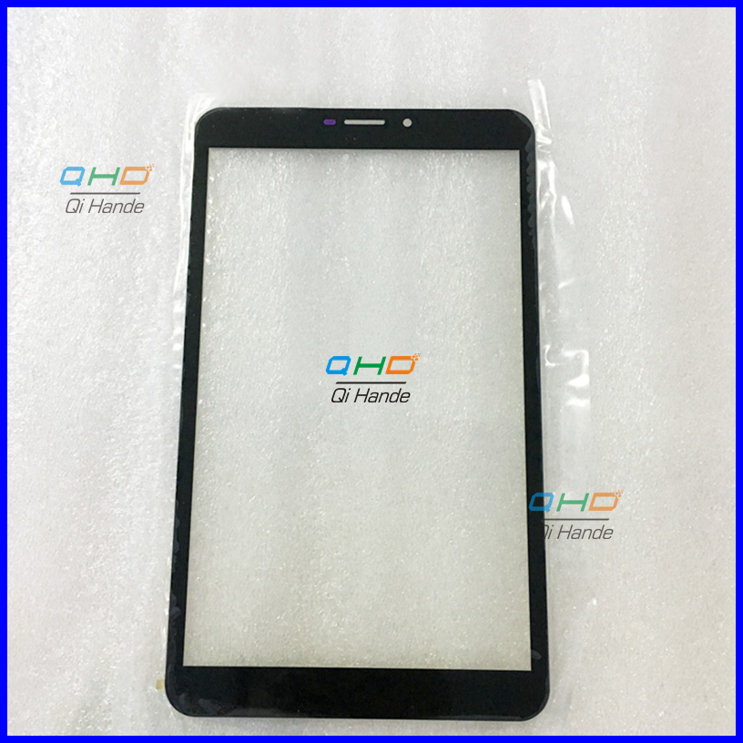 For Vonino Pluri Q8 touchscreen 8 Inch Black New Touch Screen Panel Digitizer Sensor Repair Replacement Parts Free Shipping new for 10 1 inch mf 872 101f fpc touch screen panel digitizer sensor repair replacement parts free shipping