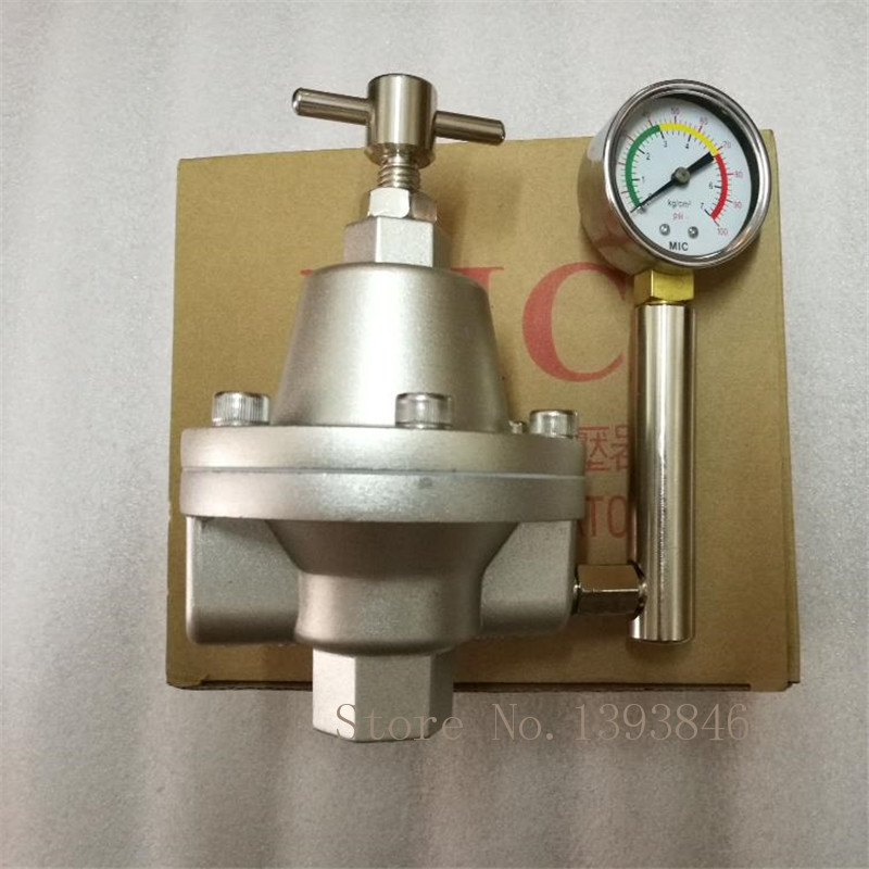 Paint tools Spray paint regulator valve Pressure Relief Valve   Pump Parts Pump Regulator Valve 90kpa electric pressure cooker safety valve pressure relief valve pressure limiting valve steam exhaust valve