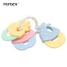3 шт. в 1 детские игрушки для прорезывания зубов нетоксичные безопасные Прорезыватели для младенцев высококачественные игрушки для прорезывания зубов