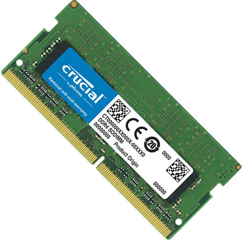 重要な 8 グラム 16 グラム DDR4 RAM 2666 MT/s (PC4-21300) SR x8 SODIMM ラム 1.2V 260 ピンラップトップのための