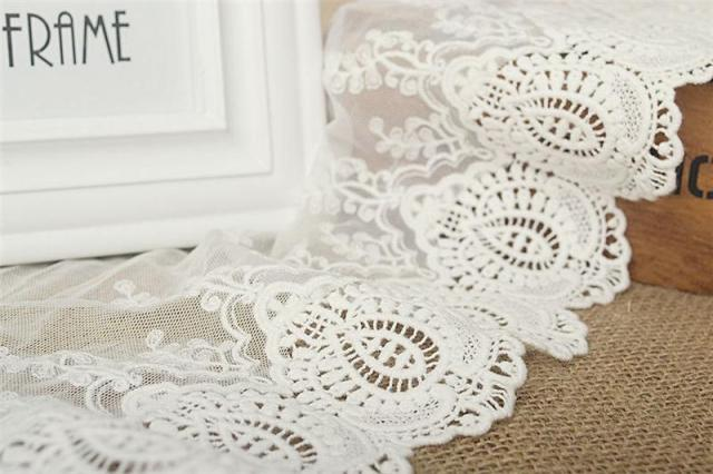 Cotton Dentelle