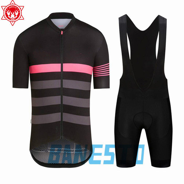 New Men s Rapha Cycling Jersey 2018 Quick-Dry Short Sleeve Cycling Wear  Racing Bicycle Clothing Cycling Clothing After ecbbdc86c