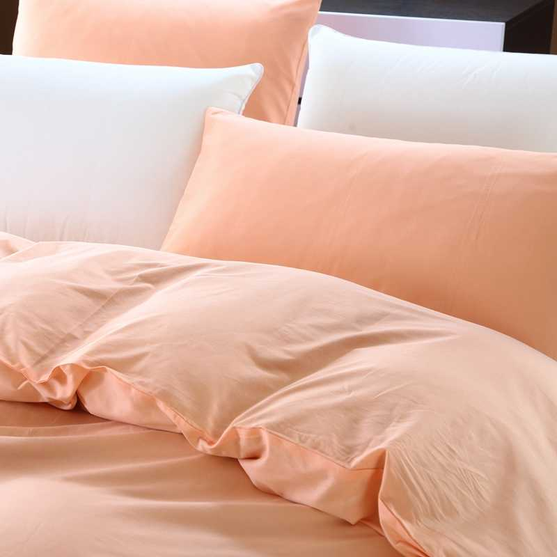 1 Pcs ผ้านวมผ้าฝ้าย 100% สีทึบเดี่ยว Queen King ผ้าคลุมเตียงผ้าปูที่นอนจัดส่งฟรี