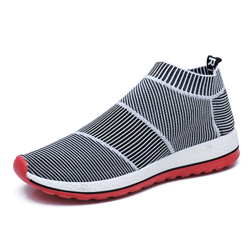 Hot Sale Breathable Men Shoes Mesh (air Mesh) Superstar Sneakers Light Flats Mens Loafers Casual Slip on Male Chaussure Homme 1
