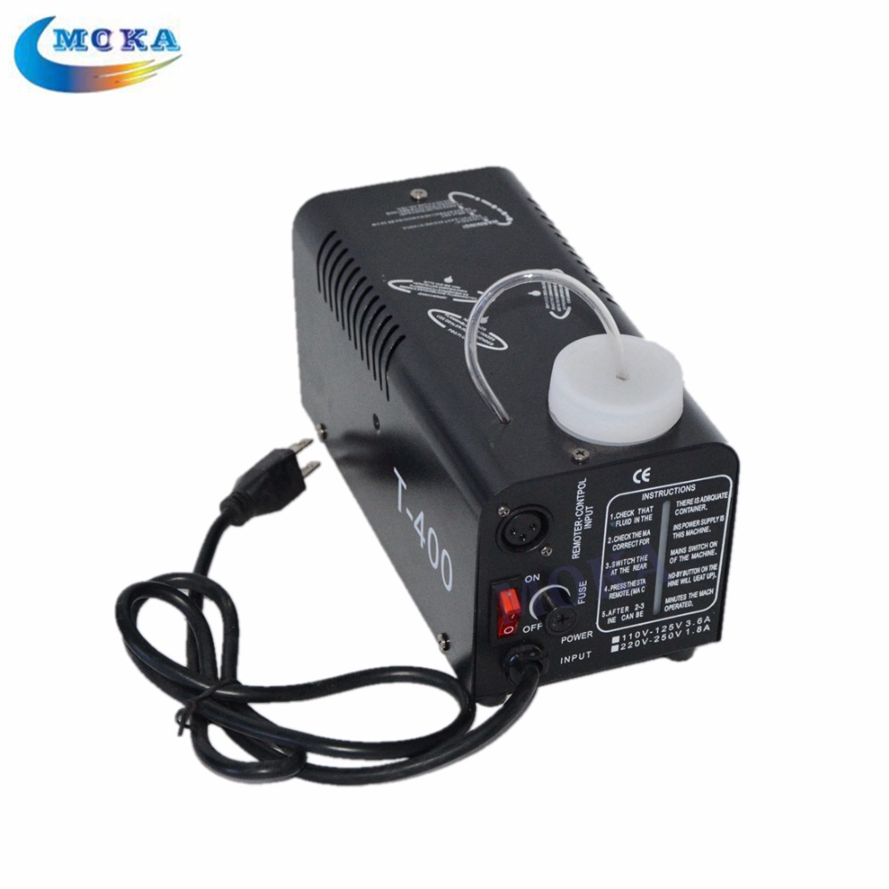 2piece/lot Professional wireless control fog machine,400w fog machine Disco Fogger ,stage dj party ktv