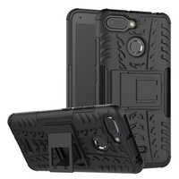 Funda de teléfono a prueba de golpes con soporte para Xiaomi Red mi Note 6 5 Pro 6A 5A Plus 4 4A 4X3 3 S 5X A1 6X A2 mi 8 Pocophone F1 armadura caso de la cubierta