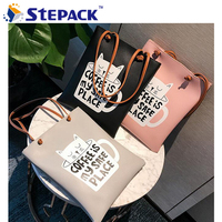 High Quality Girl S High Capacity Schoolbag Woman S Shopping Toto Bag Canvas Cheap Bag Ladies