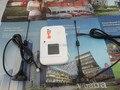 Conjunto de HUAWEI E5372s 4 G LTE router e 2 x dbi antena - white + grosso bateria 3560 mAh