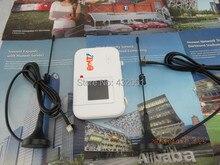 Grupos de HUAWEI E5372s 4 G LTE router y 2 x 5 dBi antena – blanco + batería gruesa 3560 mAh