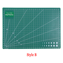 Random Sent PVC Cutting Mat A4 Durable Self-healing Cut Pad Patchwork Tools Handmade Diy Accessory Cutting Plate 30*22cm