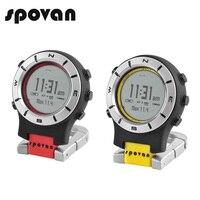 SPOVAN Pocket Watch Sports Watches For Women Men Watches LED Backlight Waterproof Watch Elementum2
