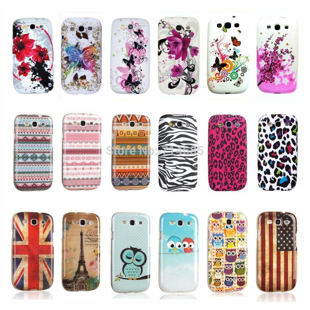 Tpu samsung galaxy s3 s3 neo - Cute Cool Leopard Butterfly Soft Tpu Imd Protective Phone Case For Samsung Galaxy S3 Neo I9301