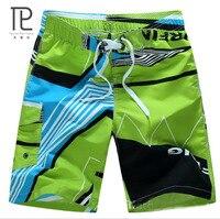 2015 HOT Quick Dry Men Shorts Brand Summer Casual Clothing Geometric Swimwears Beach Shorts Men S