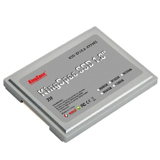 """KSD-ZF18.6-032MS Marca Kingspec1.8 """"ZIF IDE SSD de 32 GB de estado sólido de Unidad de Disco Duro para el Ordenador Portátil de Escritorio PC Informática envío gratis"""